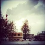 минск декабрь 2012